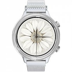 Inteligentné hodinky Carneo Gear+ Deluxe strieborné (8588007861203... Chytré hodinky 1.1