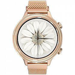 Inteligentné hodinky Carneo Gear+ Deluxe zlaté (8588007861197... Chytré hodinky 1.1