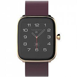 Inteligentné hodinky iGET FIT F20 zlaté (84002819... Chytré hodinky 1.4