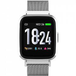 Inteligentné hodinky iGET FIT F30 strieborné (84002822... Chytré hodinky 1.4