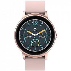 Inteligentné hodinky iGET FIT F60 ružové/zlaté (84002824... Chytré hodinky 1.3