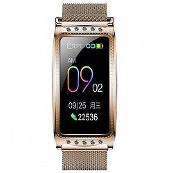 Inteligentné hodinky Immax Crystal Fit zlaté (09035... Chytré hodinky 1.08