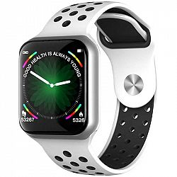 Inteligentné hodinky Immax SW13 Pro strieborné/biele (09037... Chytré hodinky 1.3