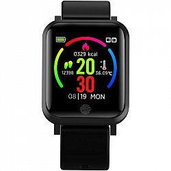 Inteligentné hodinky Immax Temp Watch čierne (09033... Chytré hodinky 1.3