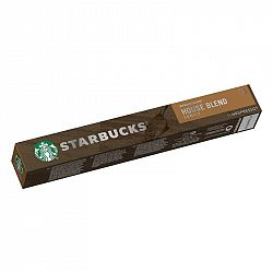 Kapsule pre espressa Starbucks House Blend 10Caps...
