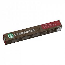 Kapsule pre espressa Starbucks Sumatra 10Caps...