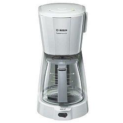 Kávovar Bosch Tka3a031... 10 - 15 šálků, 1100 W, drip stop, přihřívání.