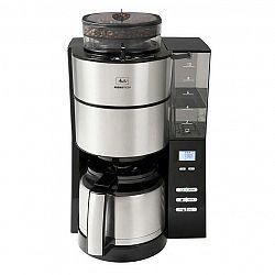 Kávovar Melitta Aromafresh Therm čierny... Integrovaný mlýnek na kávová zrna, funkce časovače, LED displej s hodinami.