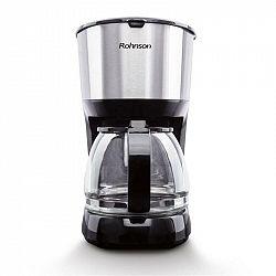 Kávovar Rohnson R-991 čierny... Příkon 750 W, až na 10 šálků, funkce Anti-drip, funkce udržování teploty.