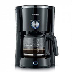 Kávovar Severin KA 4820 čierny... Překapávač s možností výběru aroma, skleněným džbánem se stupnicí a ergonomickou rukojetí.
