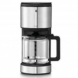 Kávovar WMF Stelio 412150011 nerez... Skleněná konvice na 10 šálků, vyjímatelný filtr.