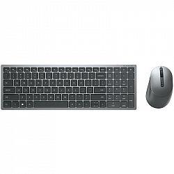 Klávesnica s myšou Dell Multi-Device KM7120W, CZ/SK sivá (580-Aiwq...
