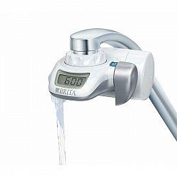 Kohútikový filter Brita ON TAP... Vodní filtr nakohoutekodfiltruje z vody nečistoty a odstraní nežádoucí zápach pro zdravější a chutnější vodu.