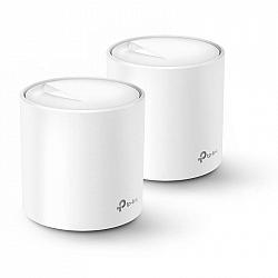 Kompletný Wi-Fi systém TP-Link Deco X20 (2-pack) biely (Deco...