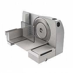 Krájač Gorenje R707A siv... Příkon 120 W, průměr kotouče 17 cm, tloušťka řezu 1-15 mm.