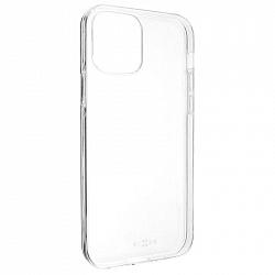 Kryt na mobil Fixed Skin na Apple iPhone 12/12 Pro priehľadný...