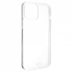 Kryt na mobil Fixed Skin na Apple iPhone 12 Pro Max priehľadný...