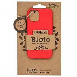 Kryt na mobil Forever Bioio na Apple iPhone 12 mini červený...