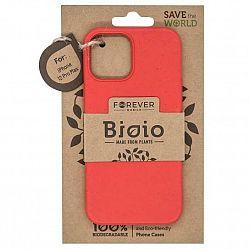 Kryt na mobil Forever Bioio na Apple iPhone 12 Pro Max červený...