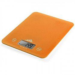 Kuchynská váha ETA Lori 2777 90030 oranžov... Nadčasová, extra tenká kuchynská váha ETA Lori v oranžovom prevedení váži do 5 kg s presnosťou 1 g, má p