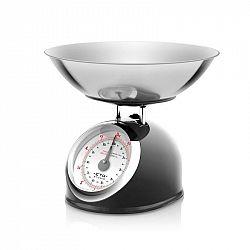 Kuchynská váha ETA Storio 5777 90020 čierny... Dizajnová kuchynská váha v celokovovom prevedení s nerezovou misou o objeme 2 l.
