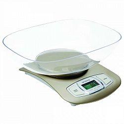 Kuchynská váha Orava EV-1 B (328448... Miska o objedmu 2,3l, velký LCD displej, velká tlačítka, TARE.