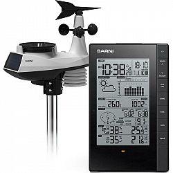 Meteorologická stanica Garni 935PC čierna... Meteorologická stanice, měří teplotu a relativní vlhkost, rychlost a směr větru, dešťové srážky a UV záře