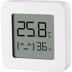 Meteorologická stanica Xiaomi Mi Temperature and Humidity Monitor 2... Chytrá meteostanice, senzor teploty a vlhkosti s LCD displejem, propojení s tel