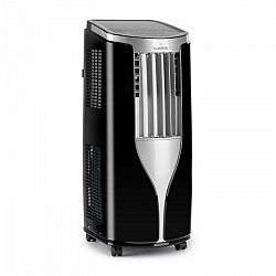 Mobilná klimatizácia Klarstein New Breeze 7 čierna... Výkonný chladicí výkon 2,6 kW s nízkou spotřebou s třídou energetické účinnosti A, požadovaná te