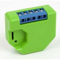 Modul Shelly Stmívač, 10–200 W, vyžaduje nulový vodič, WiFi...