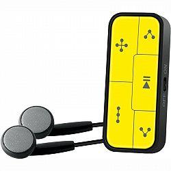 MP3 prehrávač Sencor SFP 2608 žlt... MP3 přehrávač, interní paměť 8 GB, přehrává MP3/WMA, výdrž 5 hodin při 50% hlasitosti, elegantní dizajn, funkce u