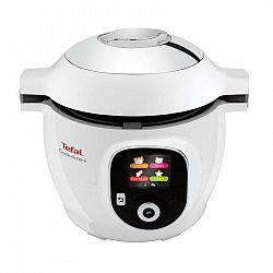 Multifunkčný tlakový hrniec Tefal Cook4me+ CY851130... Objevte rychlejší a nápaditější způsob vaření.