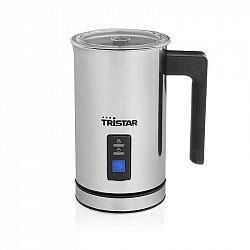 Napeňovač mlieka Tristar MK-2276 nerez... Příprava studené a teplé mléčné pěny s kapacitou 115 ml, ohřev mléka s kapacitou 240 ml.