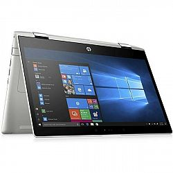 Notebook HP ProBook x360 440 G1 čierny/strieborný (4Qy01es#BCM... Notebook i7-8550U - (1,8GHz) (maximální až 4GHz), 1920 x 1080 Full HD,14