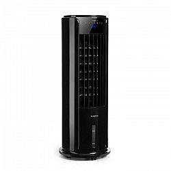 Ochladzovač vzduchu Klarstein Skyscraper Horizon čierny... 3v1: ochlazovač vzduchu, ventilátor, zvlhčovač vzduchu. Výkonný ventilátor s 3 úrovněmi výk