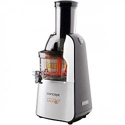 Odšťavovač Concept LO7065 nerez... Skutočne kvalitný odšťavovač ovocia a zeleniny s maximálnym výsledkom a minimálnym odpadom. Špecialista na ríbezle