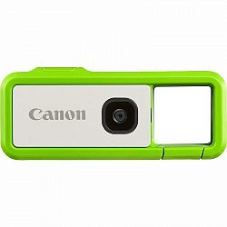 Outdoorová kamera Canon IVY REC Avocado zelená (4291C012... Outdoorová kamera Full HD (1920x1080)/60 fps, 13 Mpx foto, voděodolnost do 2 m (max. 30 mi