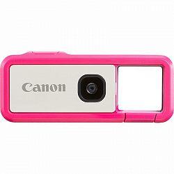 Outdoorová kamera Canon IVY REC Dragon fruit ružová (4291C011... Outdoorová kamera Full HD (1920x1080)/60 fps, 13 Mpx foto, voděodolnost do 2 m (max.