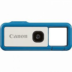 Outdoorová kamera Canon IVY REC Riptide modrá (4291C013... Outdoorová kamera Full HD (1920x1080)/60 fps, 13 Mpx foto, voděodolnost do 2 m (max. 30 min