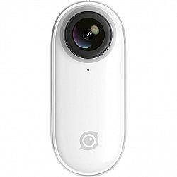 Outdoorová kamera Insta360 Go biela... Miniaturní outdoorová kamera 2.7K (2704x1520)/25 fps, 9 Mpx foto, s magnetickým přívěskem, stabilizace FlowStat