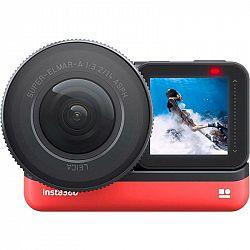 Outdoorová kamera Insta360 ONE R (1 inch Edition) čierna/červen... Outdoorová kamera 5.3K (5312x2988)/30 fps, 19 Mpx foto, voděodolnost do 5 m, šestio