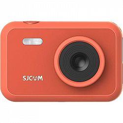 Outdoorová kamera Sjcam F1 Fun Cam červen... Outdoorová kamera pro nejmladší generaci, Full HD (1920x1080)/60 fps, 12 Mpx foto, CZ menu, funkce: Časos