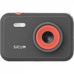 Outdoorová kamera Sjcam F1 Fun Cam čierna... Outdoorová kamera pro nejmladší generaci, Full HD (1920x1080)/60 fps, 12 Mpx foto, CZ menu, funkce: Časos