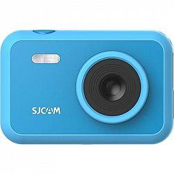 Outdoorová kamera Sjcam F1 Fun Cam modr... Outdoorová kamera pro nejmladší generaci, Full HD (1920x1080)/60 fps, 12 Mpx foto, CZ menu, funkce: Časosbě