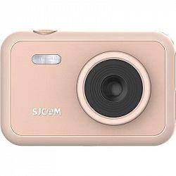 Outdoorová kamera Sjcam F1 Fun Cam ružov... Outdoorová kamera pro nejmladší generaci, Full HD (1920x1080)/60 fps, 12 Mpx foto, CZ menu, funkce: Časosb