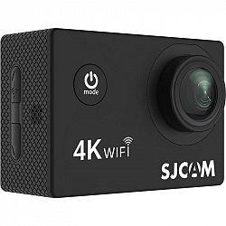 Outdoorová kamera Sjcam SJ4000 air čierna... Outdoorová kamera 4K (3840x2160)/30 fps, 12 Mpx foto, voděodolnost do 30 m (s pouzdrem), úhel záběru 170°