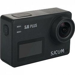 Outdoorová kamera Sjcam SJ8 Plus čierna... Outdoorová kamera 4K (3840x2160)/30 fps, 12 Mpx foto, voděodolnost do 30 m (s pouzdrem), úhel záběru 170°,