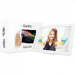 Ovládač Fibaro Swipe – ovládání gesty, Z-Wave Plus biely...
