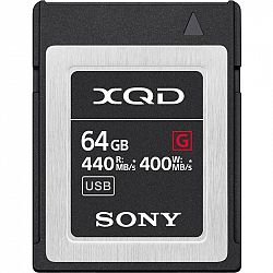 Pamäťová karta Sony XQD G 64 GB (440R/400W) (Qdg64f.SYM...