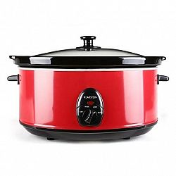 Pomalý hrniec Klarstein Bristol 65 červen... Atraktivní pomalý hrnec pro vaření metodou pomalého vaření.